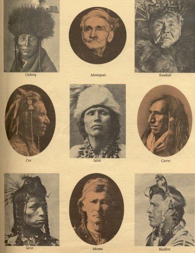 Micmac Indian Symbols